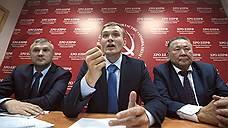 Хакасский избирком пожаловался на Валентина Коновалова
