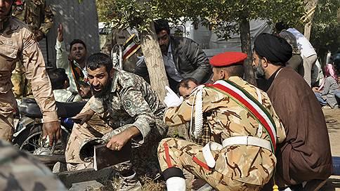 В иранском теракте ищут американский след // США отрицают причастность к нападению в Ахвазе