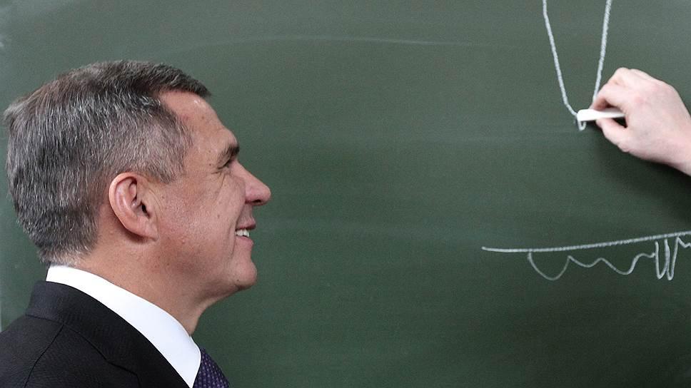 Как Рустам Минниханов поставил точку в языковом вопросе