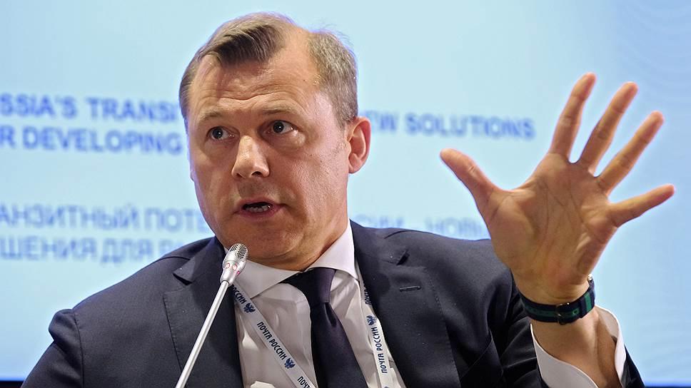 Бывший главный исполнительный директор «Еврохима» Дмитрий Страшнов