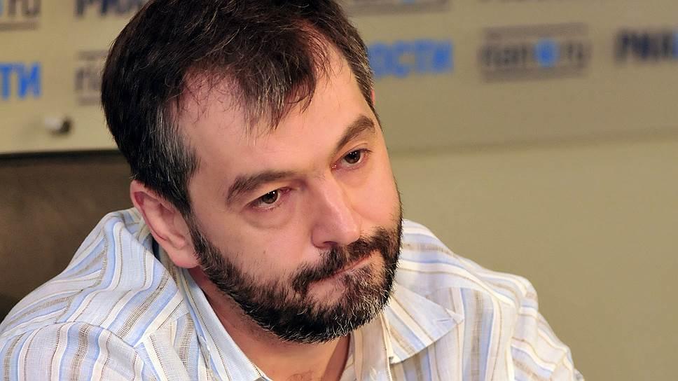 Хозяин «Пушкино» Алексей Алякин