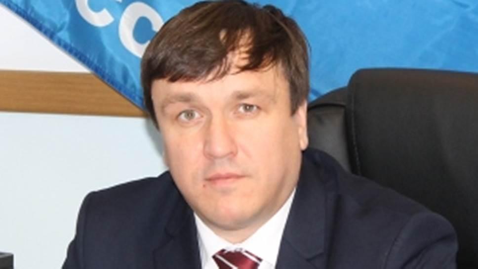 Заместитель председателя ДОСААФ Петр Касерин