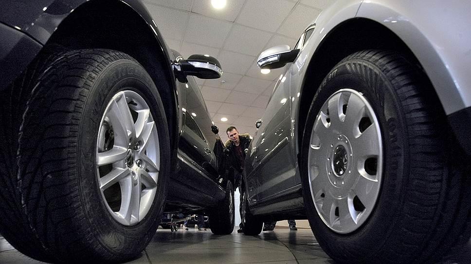 Как АЕБ пересмотрела прогноз продаж машин в 2018 году