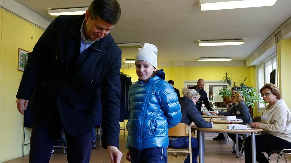 Политик Вячеслав Домбровский