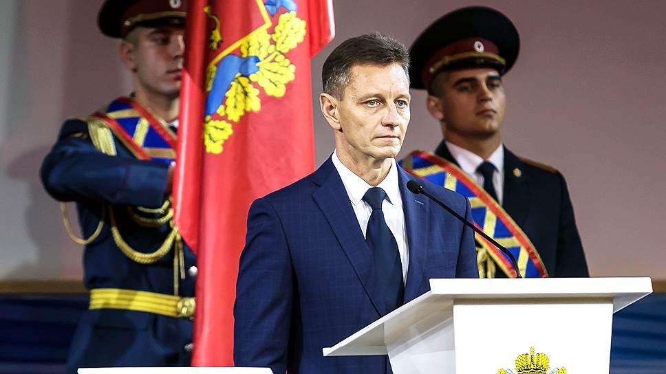 Инаугурацию Владимира Силягина посетила думская фракция ЛДПР в полном составе