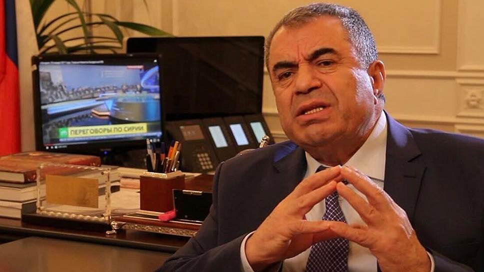 Бизнесмен Джамал Шамоян