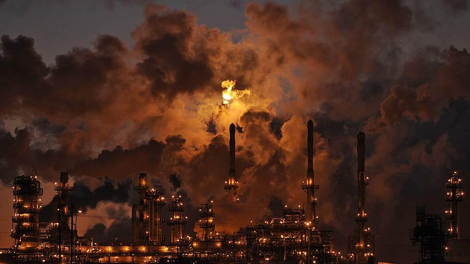 Половину всего вреда природе наносят выбросы СО2