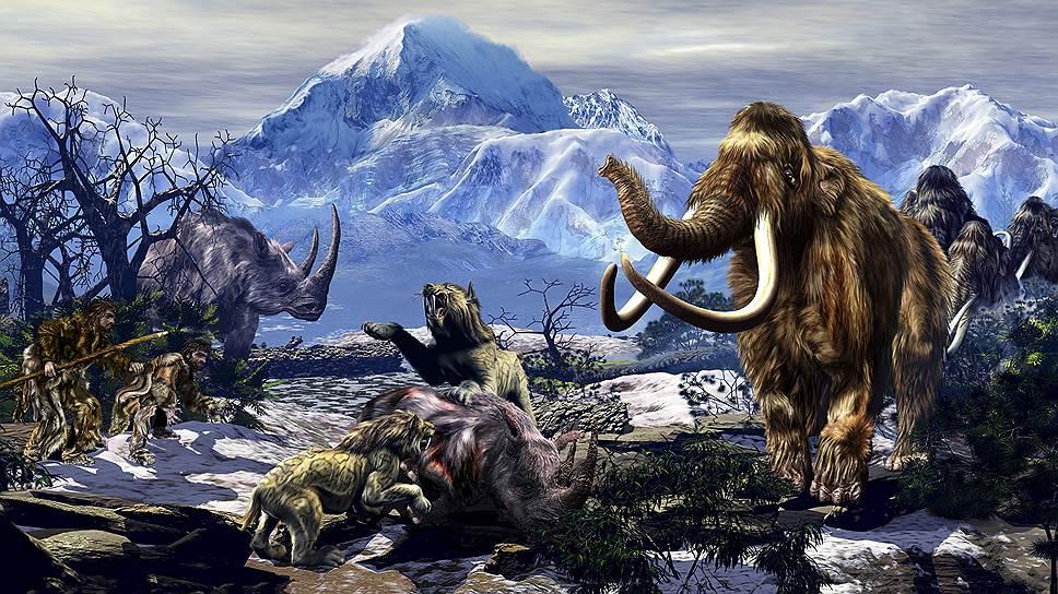 С точки зрения стратиграфии начало голоцена — это конец ледникового периода