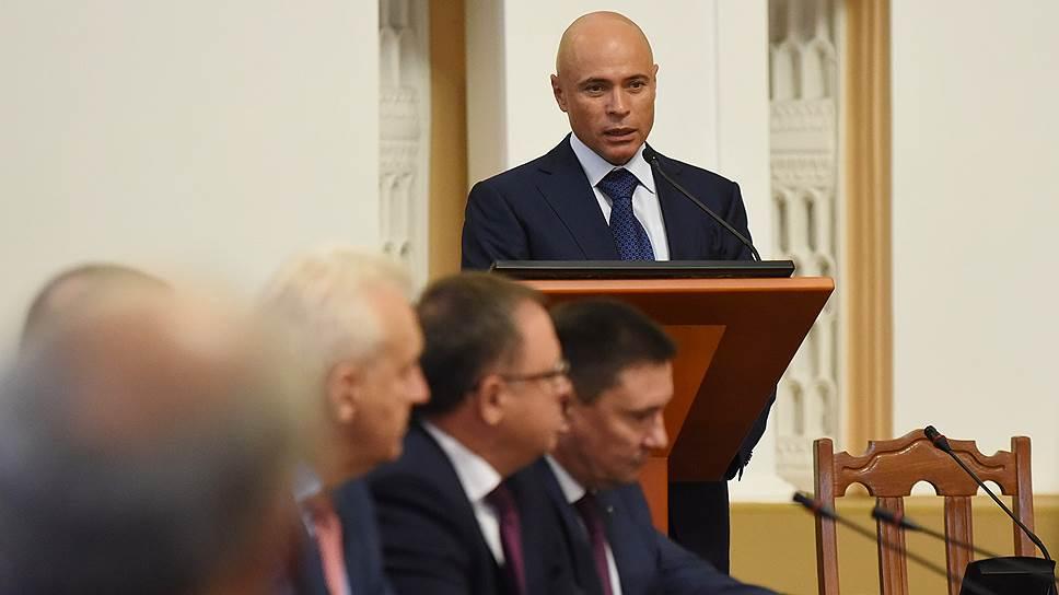 Новый глава Липецкой области Игорь Артамонов занялся кадрами