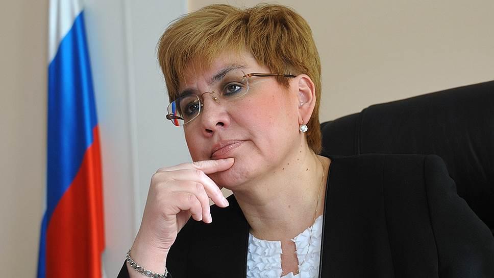 Что подтолкнуло Наталью Жданову к отставке