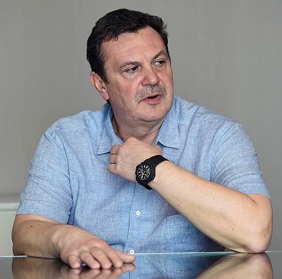 Генеральный директор ОАО «Мегафон» Сергей Солдатенков