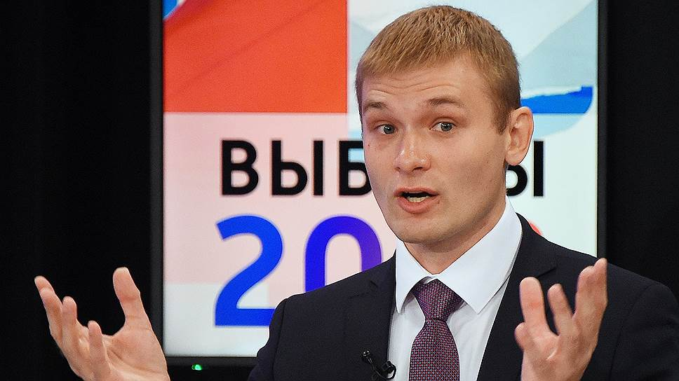 Кандидат от КПРФ в губернаторы Хакасии Валентин Коновалов