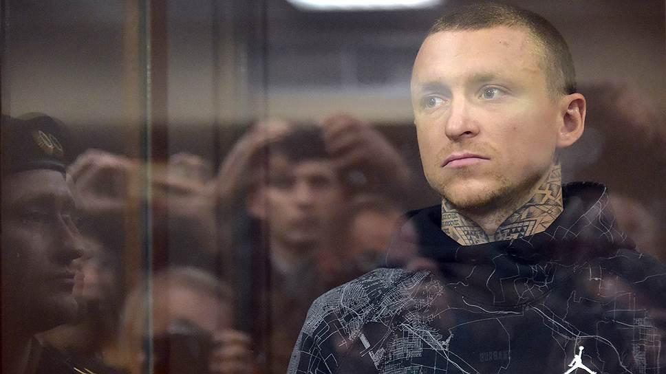 Защита Александра Кокорина и Павла Мамаева пожаловалась на арест