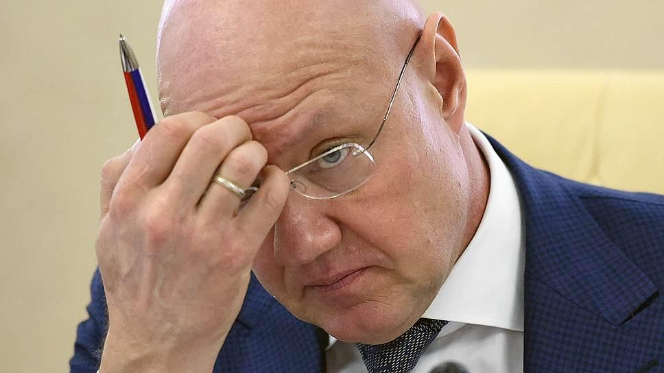 Как задержали вице-премьера Крыма