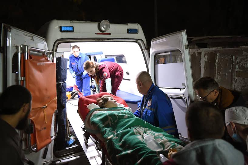 Всего были ранены 67 человек, еще 20 погибли