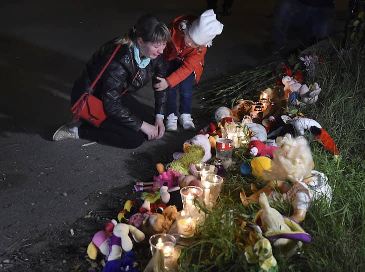 В Крыму был объявлен трехдневный траур