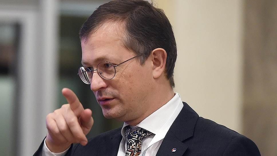 Бывший замминистра финансов Алексей Саватюгин