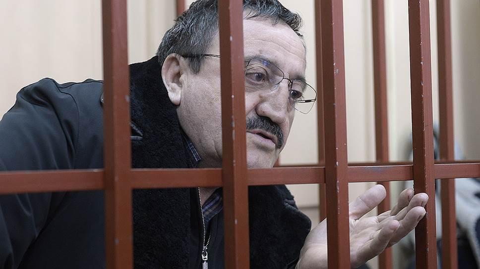 Глава УФАС Дагестана Курбан Кубасаев