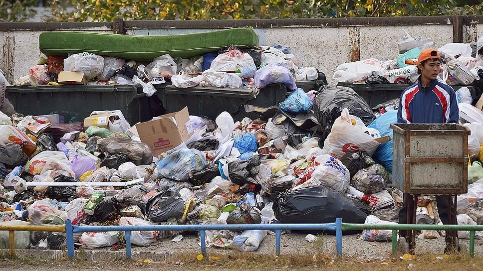 Прокуратура возбудила дело о мусорном коллапсе в Горно-Алтайске