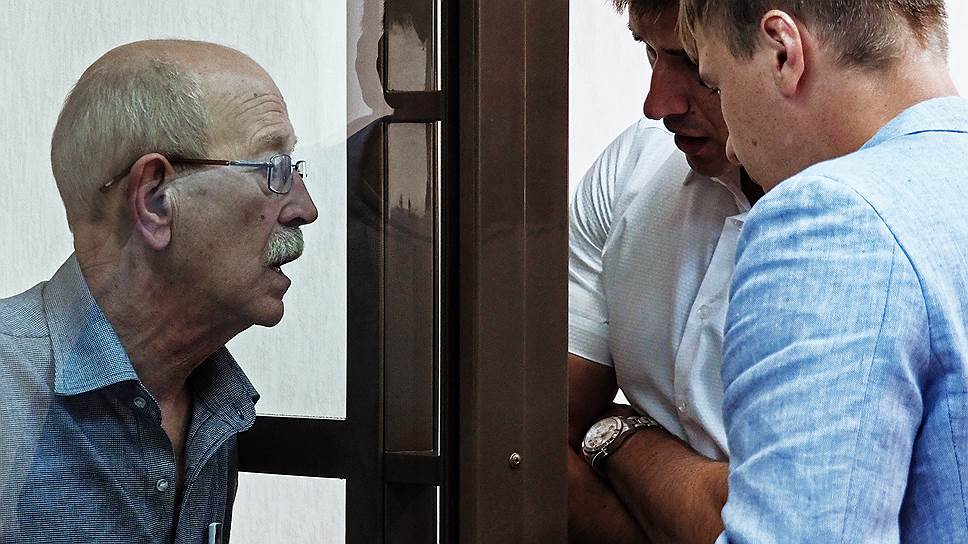 Как ученые РАН и общественные деятели выступили в защиту Виктора Кудрявцева