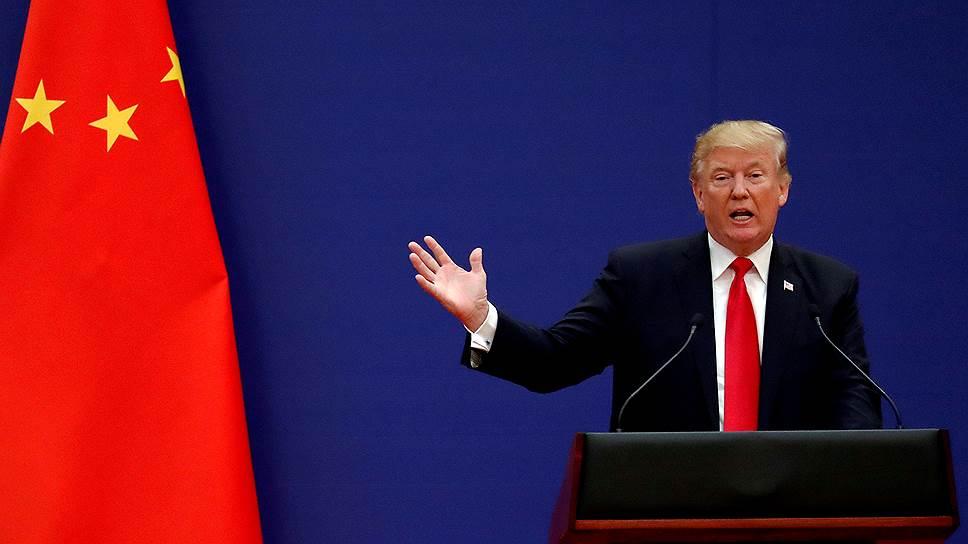 Выход из РСМД развяжет руки США в противостоянии с Китаем