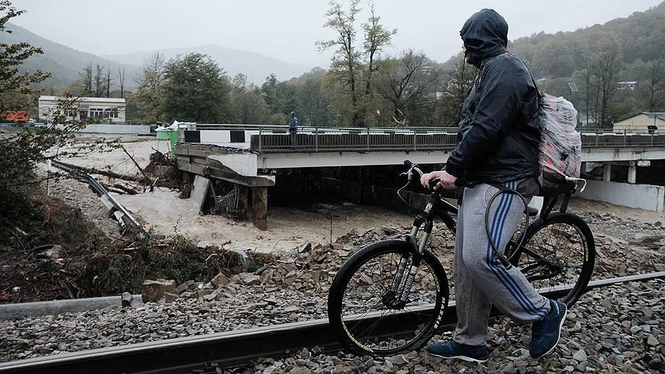 Как в Краснодарском крае идут работы по ликвидации последствий проливных дождей