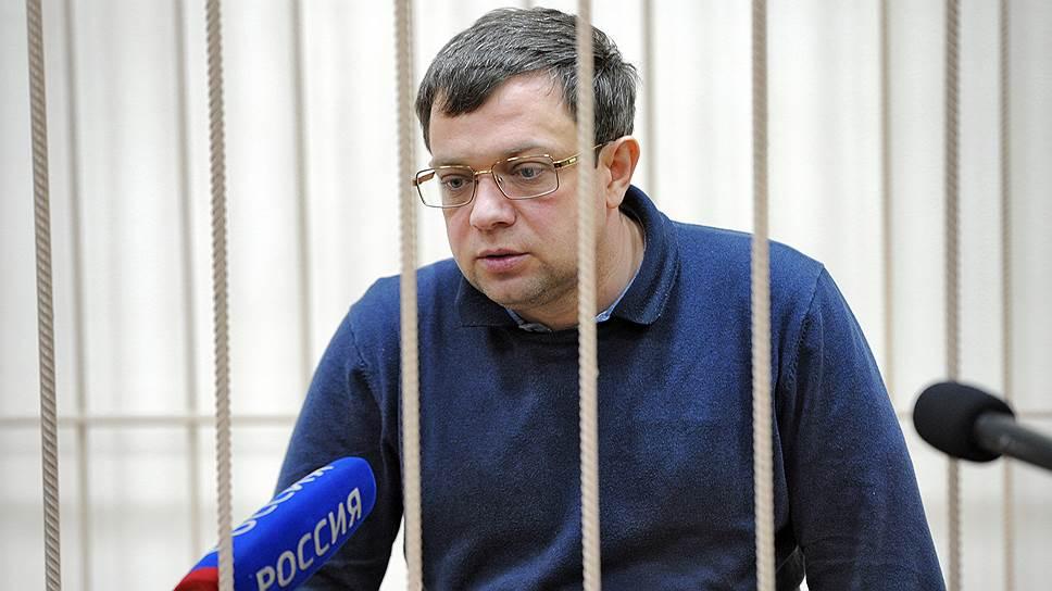 Бывший вице-губернатор Кемеровской области Александр Данильченко