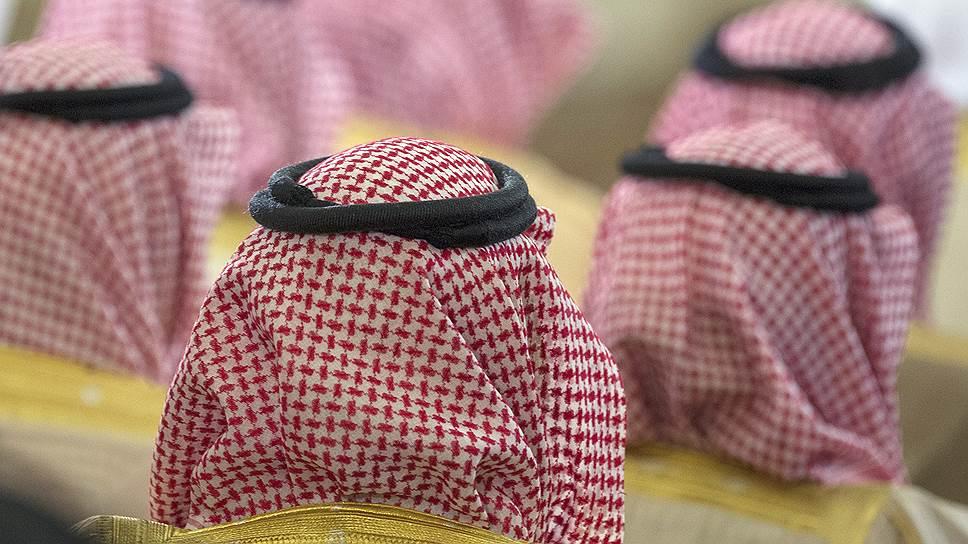 Тайна саудовских принцев