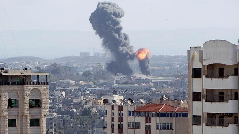 Израильтяне возложили вину за кризис в Газе на Иран и Сирию