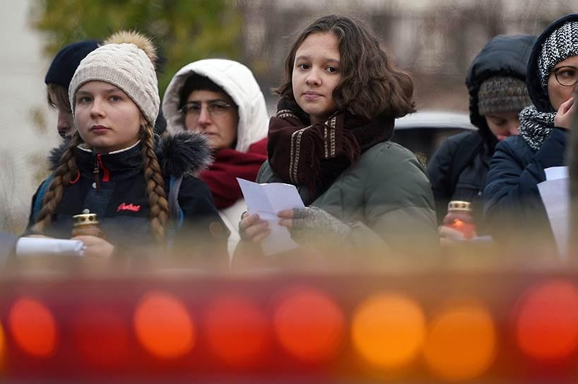 Акция проходит ежегодно в канун Дня памяти жертв политических репрессий