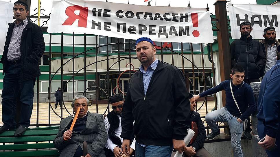 Почему КС Ингушетии признал незаконным соглашение с Чечней