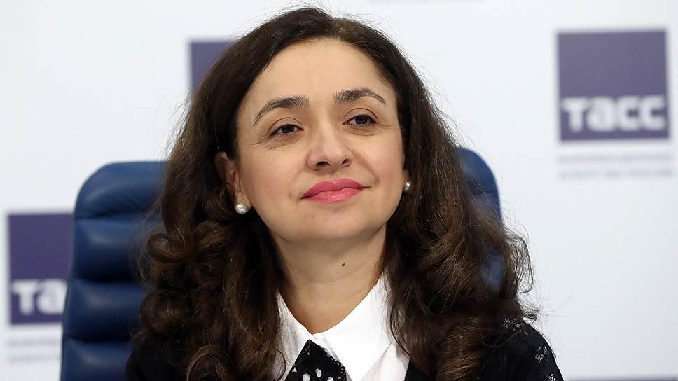 Глава департамента по борьбе с туберкулезом ВОЗ Тереза Касаева