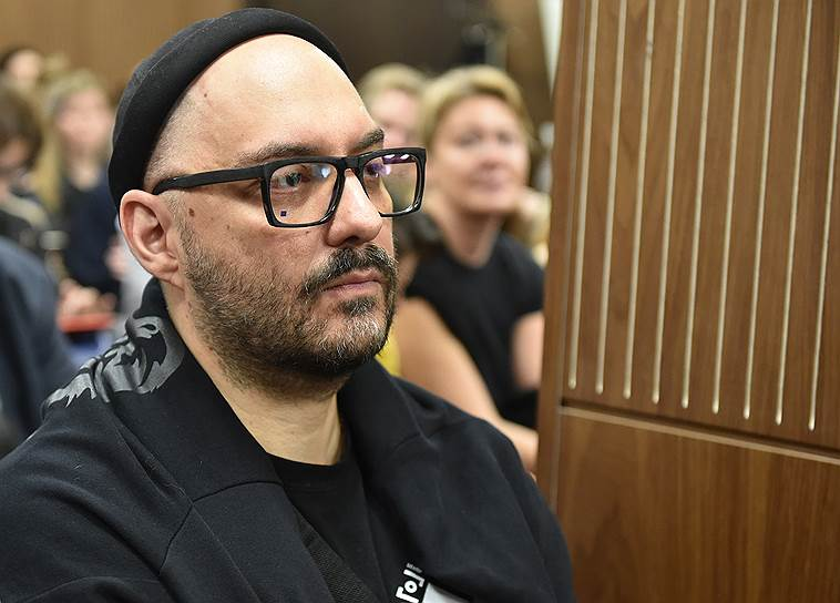 Художественный руководитель «Гоголь-центра» Кирилл Серебренников