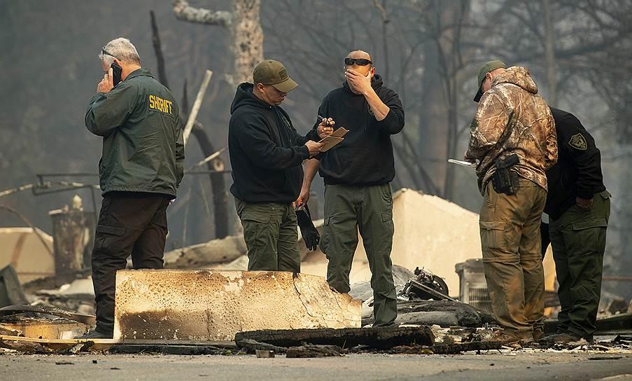 До сих пор самым разрушительным в истории Калифорнии считался пожар Tubbs. Он произошел в октябре 2017 года, охватил почти 15 тыс. га и уничтожил более 5,5 тыс. построек