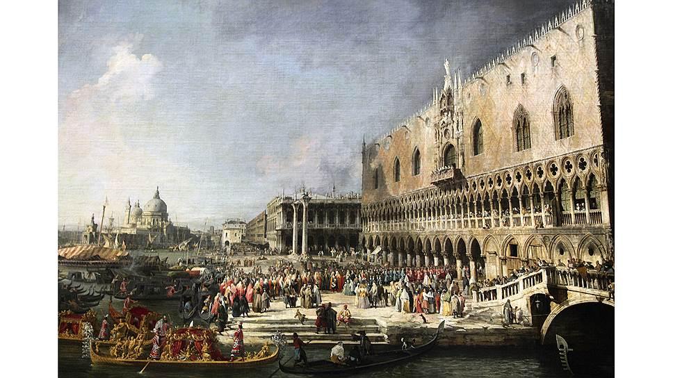 В современных условиях власти Венеции резко ограничивают доступ к достопримечательностям, хотя в XVIII веке к ним старались привлечь как можно больше внимания