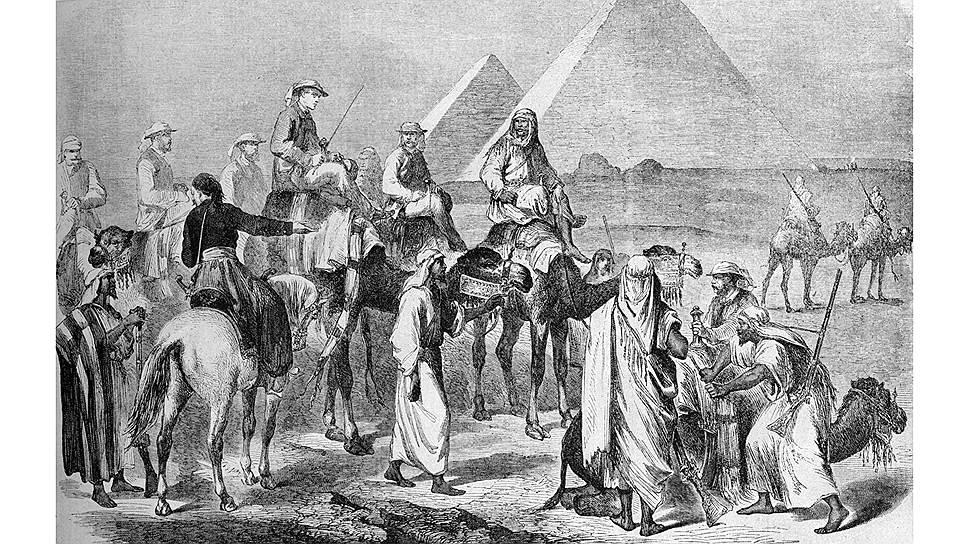 Еще древние греки и римляне считали Египет туристическим аттракционом. Таким он остался и в XIX веке