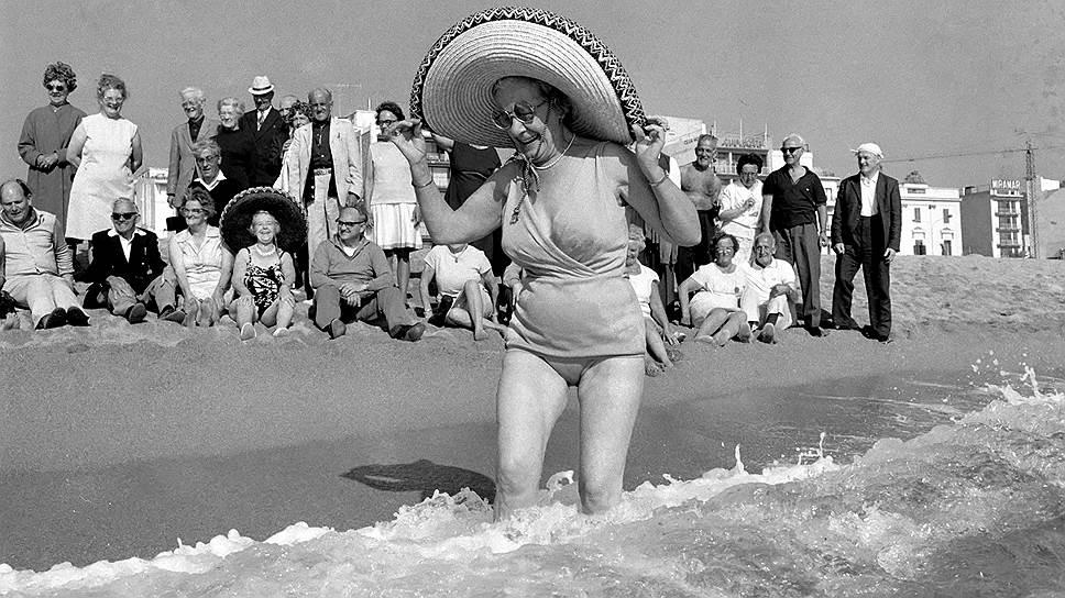 Американские пенсионеры традиционно предпочитают зарубежные пляжи
