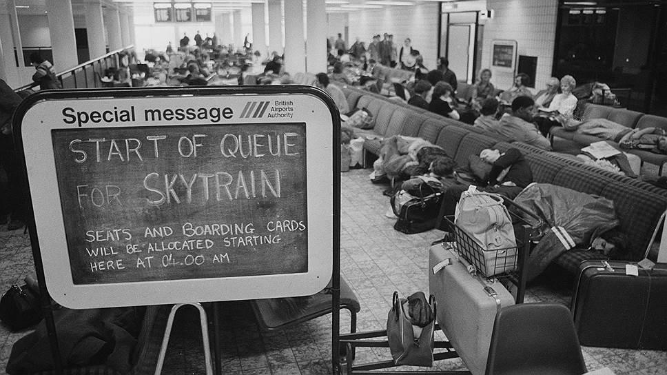 В 1977 году британская Laker Airways развернула с американскими конкурентами ценовую войну за контроль над туристическими перелетами