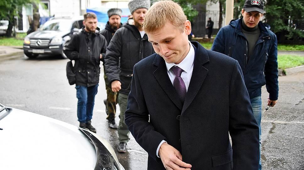 Избранный губернатор Хакасии Валентин Коновалов