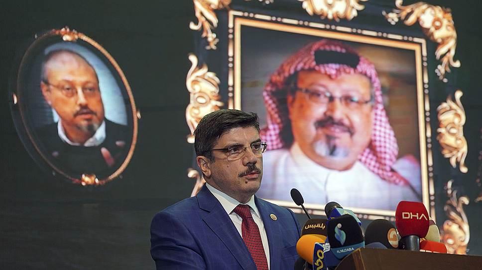 Советник президента Турции Ясин Актай