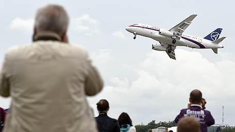 ГСС ищет выход на Ближний Восток // Компания может поставить 12 самолетов в ОАЭ