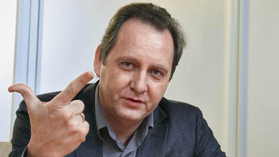 Бизнесмен Леонид Маевский