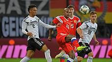 Российским футболистам опять показали топ-уровень