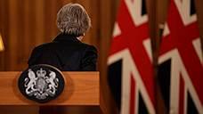 Британские консерваторы усомнились в своем премьере