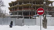 Этажи придавит снегом