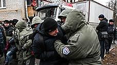В Кунцево жители продолжают пикетировать стройплощадку