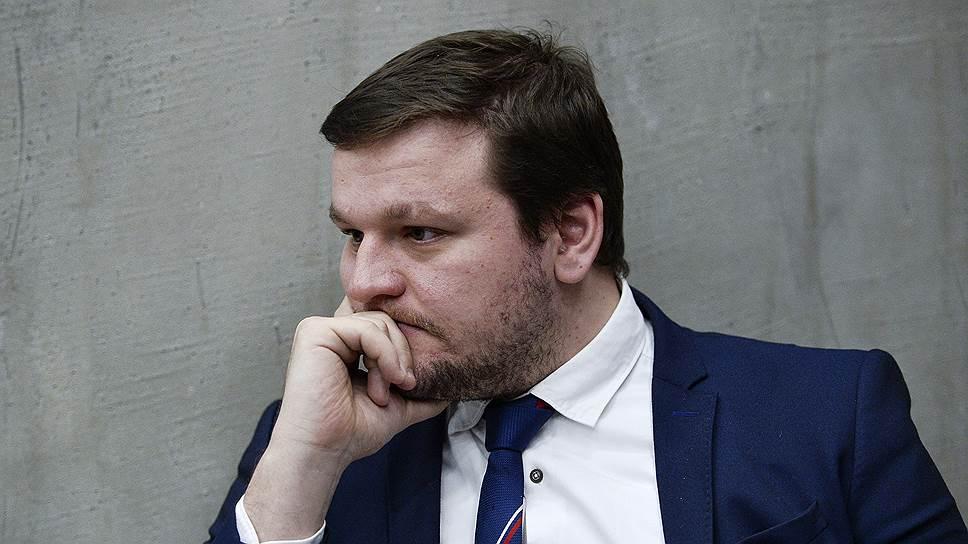 Председатель совета благотворительного фонда «Нужна помощь» Митя Алешковский