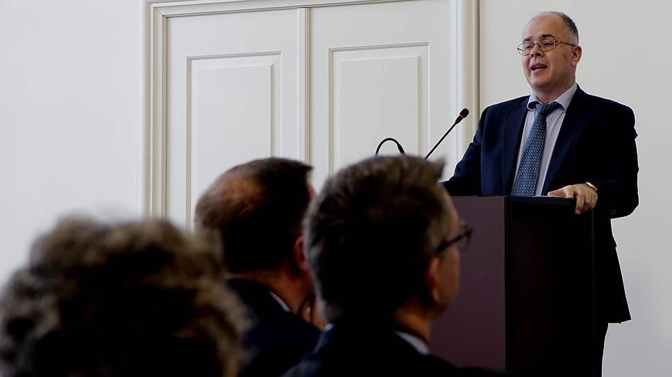 Бывший топ-менеджер Danske Bank Говард Уилкинсон