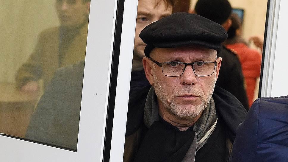 Бывший генеральный директор театра «Гоголь-центр» Алексей Малобродский