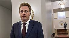 Дмитрий Овсянников готовится к вето